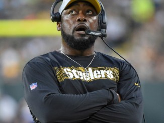 Mike Tomlin, Steelers