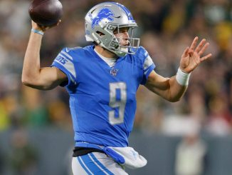 Matthew Stafford, Colts, Lions