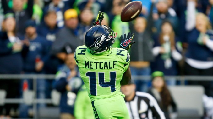 Fantasy Football Outlook For Seahawks Wr Dk Metcalf In 2020