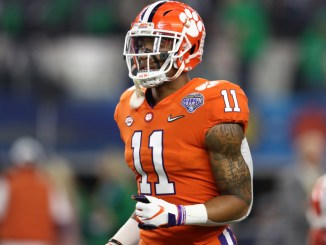 Giants, Isaiah Simmons, NFL Draft