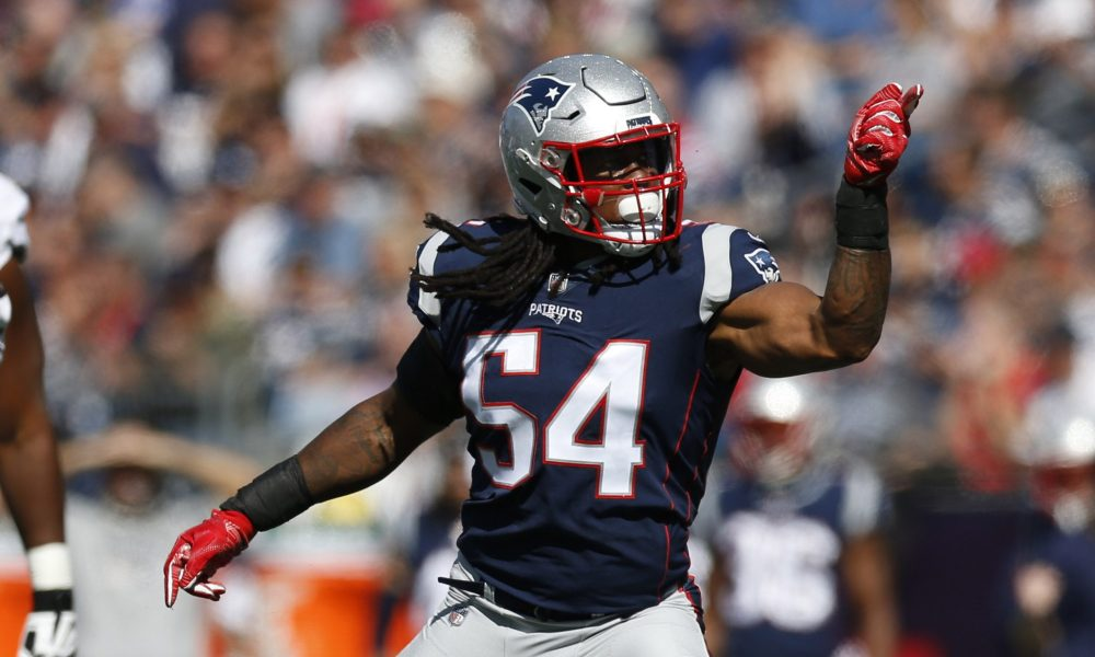 Dont'a Hightower, Packers, Patriots