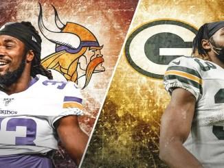 Dalvin Cook, Aaron Jones, Packers, Vikings, Fantasy Football