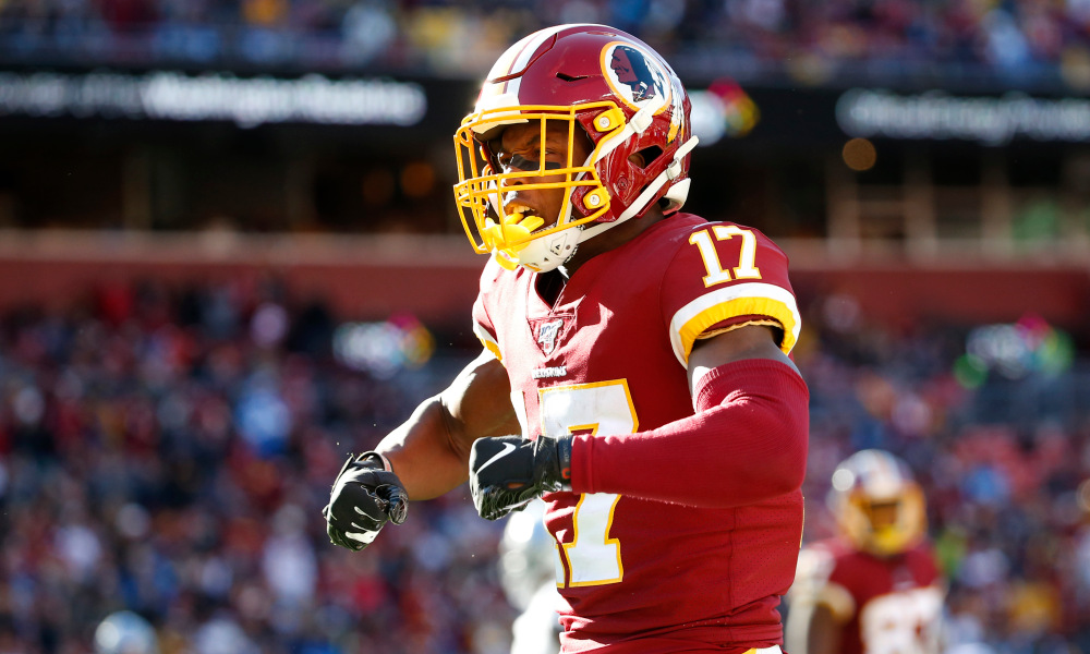 Terry McLaurin, Redskins