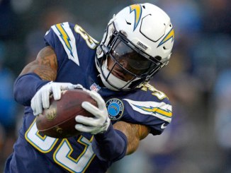 Derwin James, Chargers
