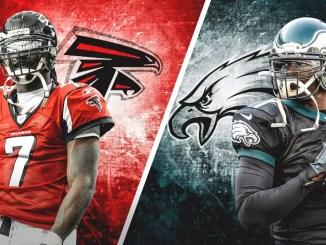 Michael Vick, Eagles, Falcons