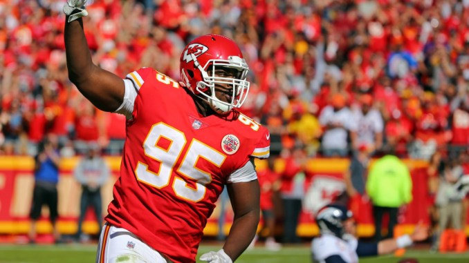 Chiefs, Chris Jones, NFL