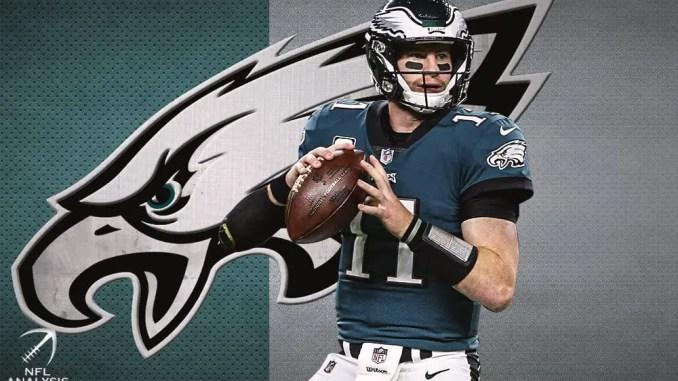 Eagles, Carson Wentz