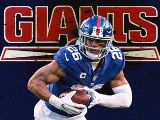 Giants, Saquon Barkley