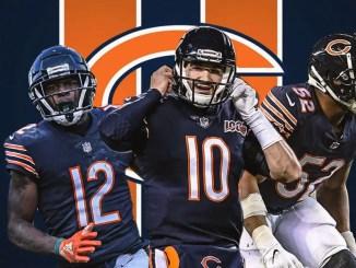 Bears, Mitchell Trubisky, Allen Robinson, Khalil Mack