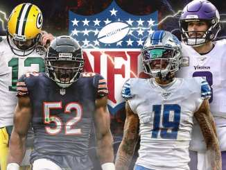 NFC North, NFL, Packers, Bears, Lions, Vikings