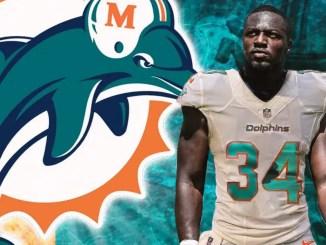 Dolphins, Jordan Howard