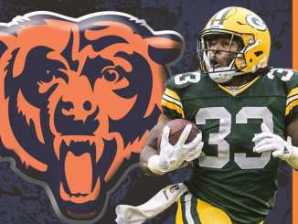 Aaron Jones, Bears
