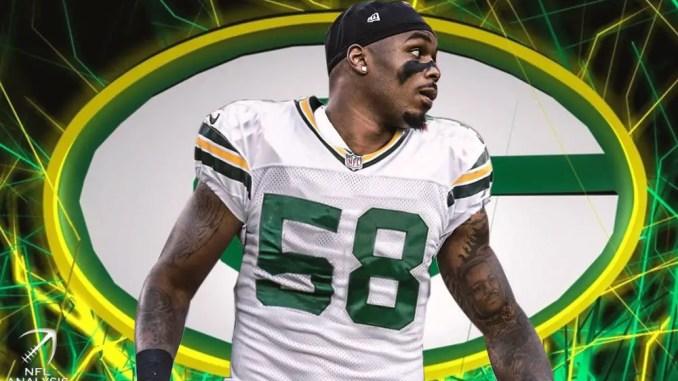 Christian Kirksey, Packers