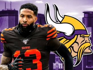 Odell Beckham Jr., Vikings, Browns