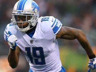 Kenny Golladay, Lions, Packers, Vikings, Bears