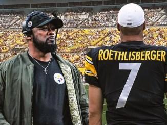 Steelers, Ben Roethlisberger, Mike Tomlin