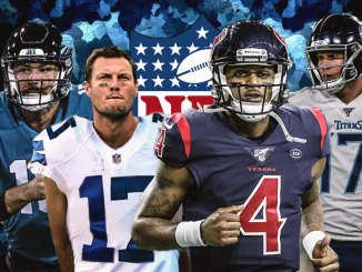 NFL, AFC South, Colts, Titans, Jaguars, Texans