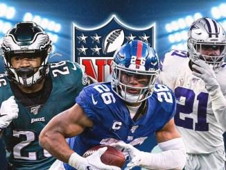 NFC East, NFL, Cowboys, Giants, Eagles, Washington Football Team