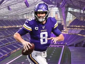 Vikings, Kirk Cousins, Patriots