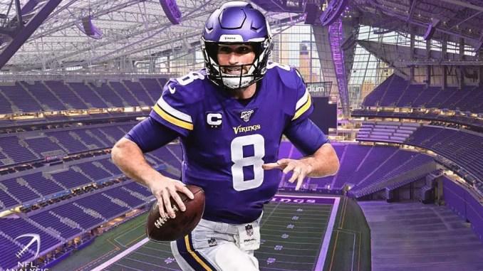 Vikings, Kirk Cousins