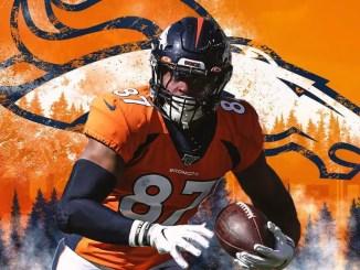 Broncos, Noah Fant, Jets