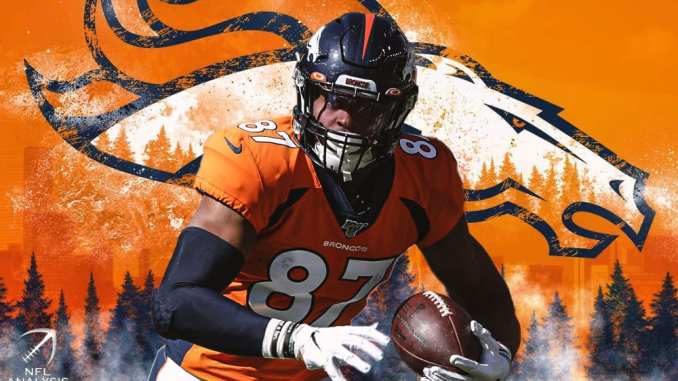 Broncos, Noah Fant