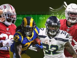 Cardinals, Rams, 49ers, Seahawks, NFL, NFC West