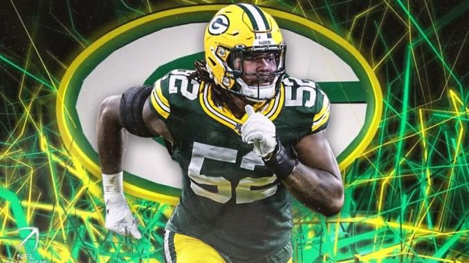 Rashan Gary, Packers