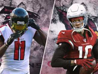 DeAndre Hopkins, Julio Jones, Falcons, Cardinals