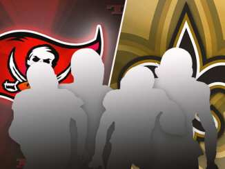 Buccaneers, Saints