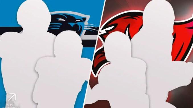 Buccaneers, Panthers