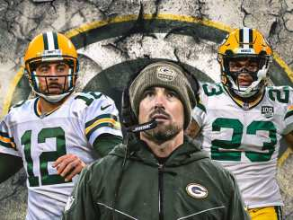 Packers, Matt LaFleur, Aaron Rodgers