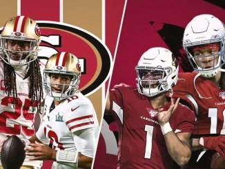 49ers, Cardinals