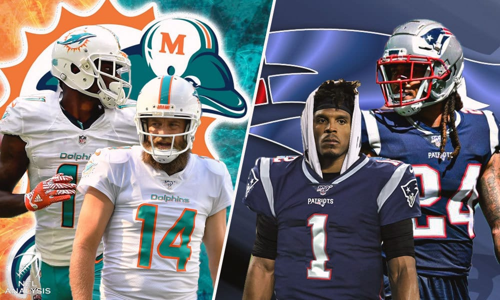 5 bold predictions for Dolphins vs. Patriots in Week 1 of the 2020 season