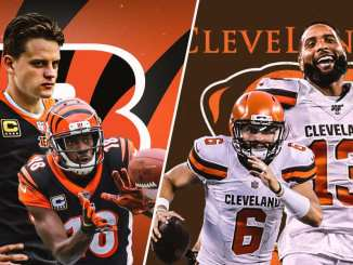 Bengals, Browns, Joe Burrow, Baker Mayfield, AJ Green, Odell Beckham Jr