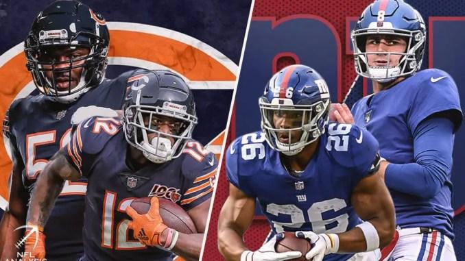 Giants, Bears