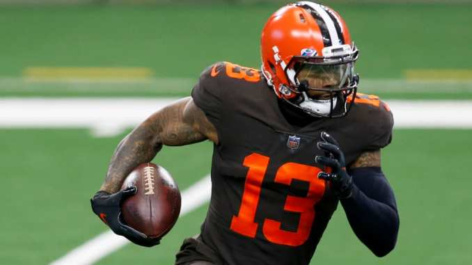 Odell Beckham Jr., Browns, Seahawks, Packers, Bengals