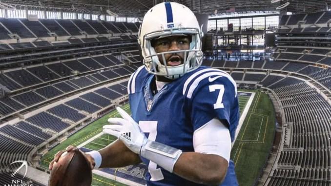 Jacoby Brissett, Colts, Cowboys