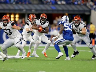 Indianapolis Colts, Cincinnati Bengals