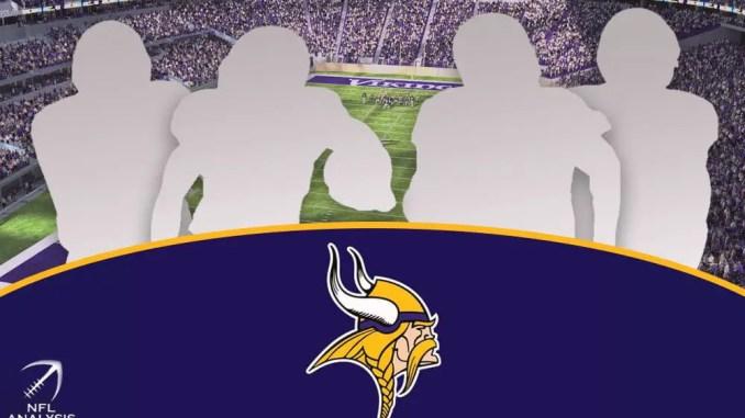 Vikings, NFL Draft