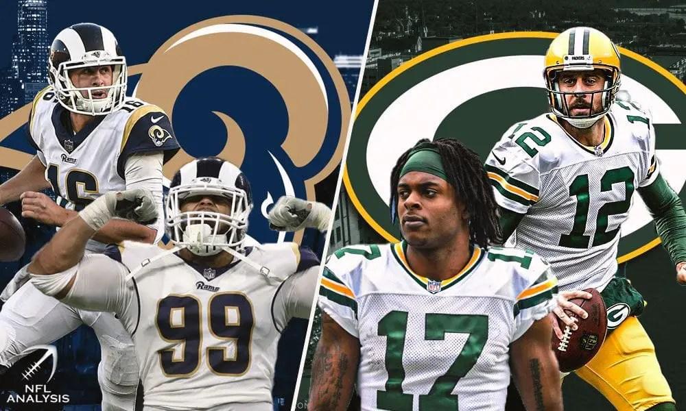 Rams, Packers, NFL
