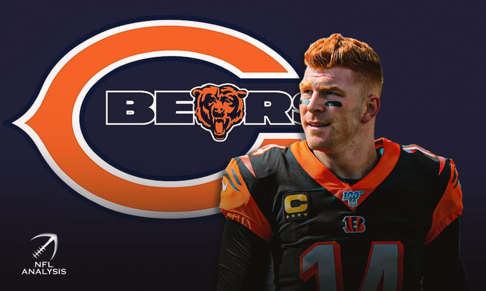 Why signing Andy Dalton might be a big win for the Chicago Bears
