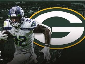 Chris Carson, NFL Free Agency, Packers, Aaron Jones