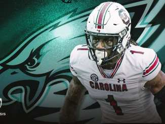 Jaycee Horn, Eagles, NFL Draft