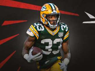 Aaron Jones, NFL Free Agency, Atlanta Falcons