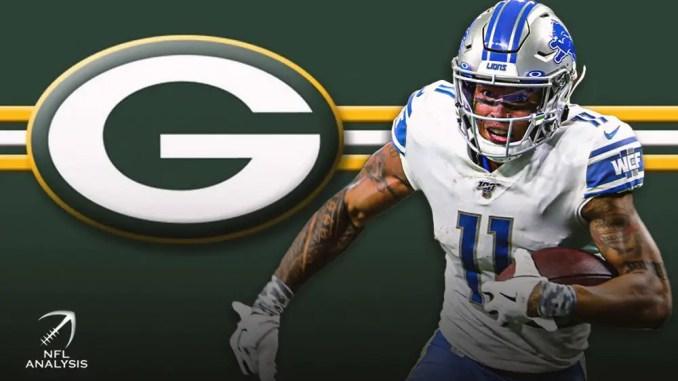 Marvin Jones, Packers