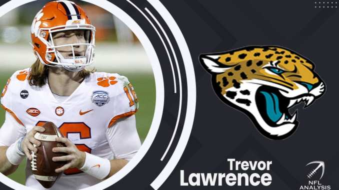 Trevor Lawrence, Jacksonville Jaguars