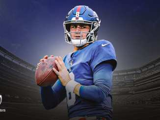 Daniel Jones, New York Giants