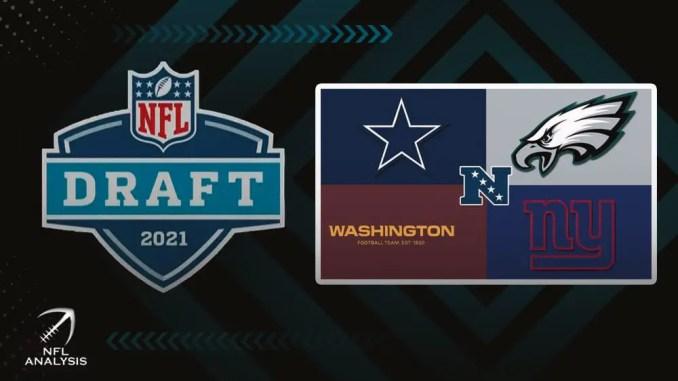 NFC East, NFL Draft