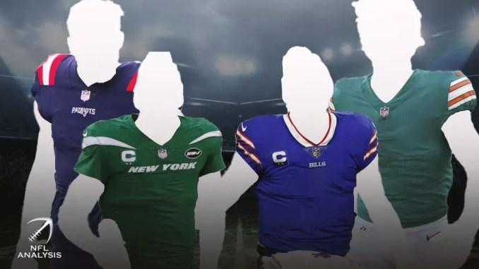 Buffalo Bills, Miami Dolphins, New England Patriots, New York Jets, NFL Rumors